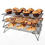 Savisto Food 3 Tier Cooling Rack [SV-KITC-Z178-MER]