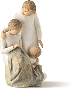 Willow Tree Generations Hand Painted Figurine