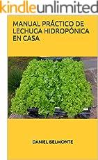 Manual práctico de lechuga hidropónica en casa