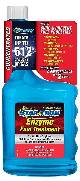 Star Brite - enzima combustible Gas tratamiento - Concentrado ...