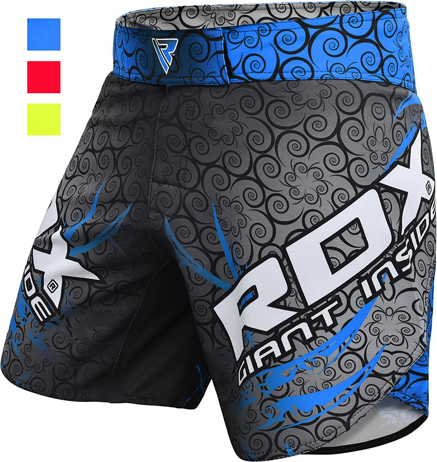 RDX MMA Stretch Shorts Clothing Training Cage Fighting Grappling Martial Arts Muay Thai Kickboxing