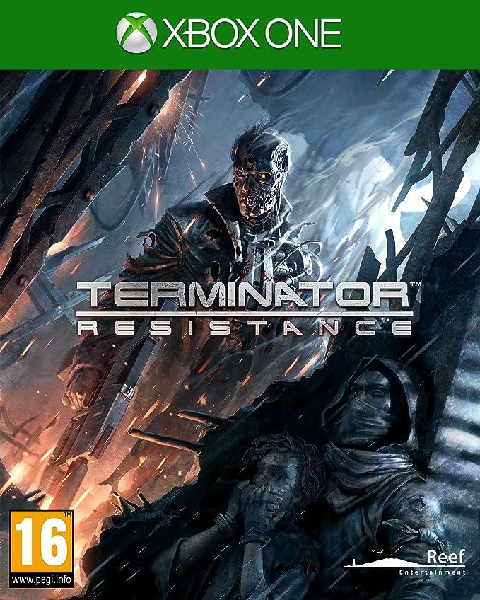 Terminator: Resistance - Xbox One [Importación inglesa]
