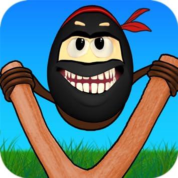 Crazy Ninja Egg: Clumsy Jump (Free)