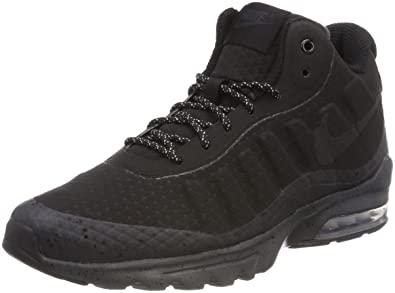 Nike Air Max Invigor Mid, Baskets Homme, Noir (Noir