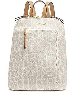 d63f421558 Amazon.com: Calvin Klein Hudson Monogram Front Half Zip Pocket ...