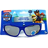 "Nickelodeon Paw Patrol ""Chase, Rubble, Tracker"" Boy's Sunglasses - 100% UV Protection"