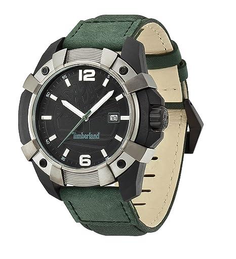 Timberland TBL13326JPBU-02 - Reloj analógico de cuarzo para hombre: Amazon.es: Relojes