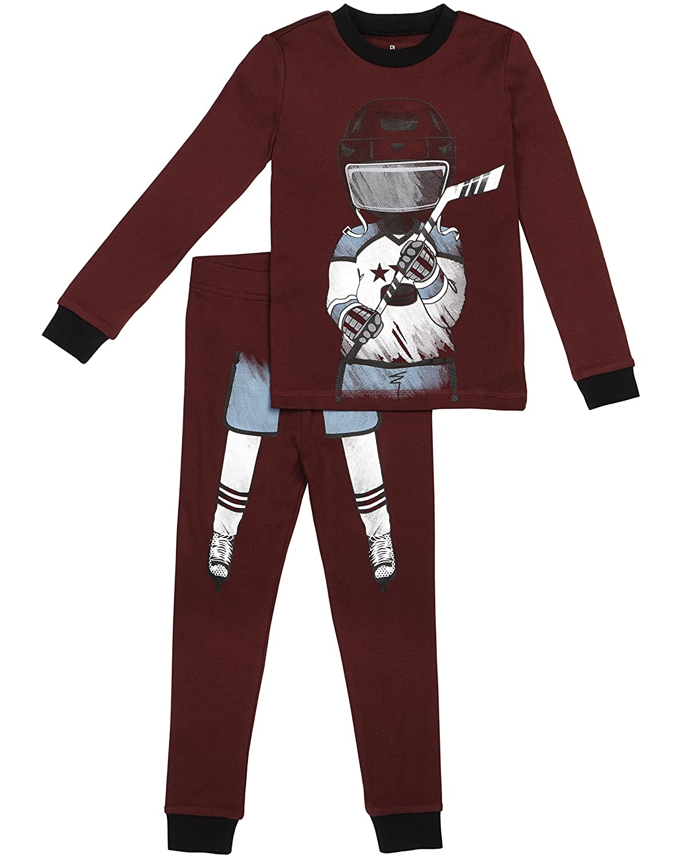 Petit Lem Boys' 2 Piece Set Pajama