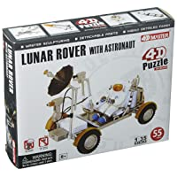 1/35 Lunar Rover with Astronaut Snap Kit Deals