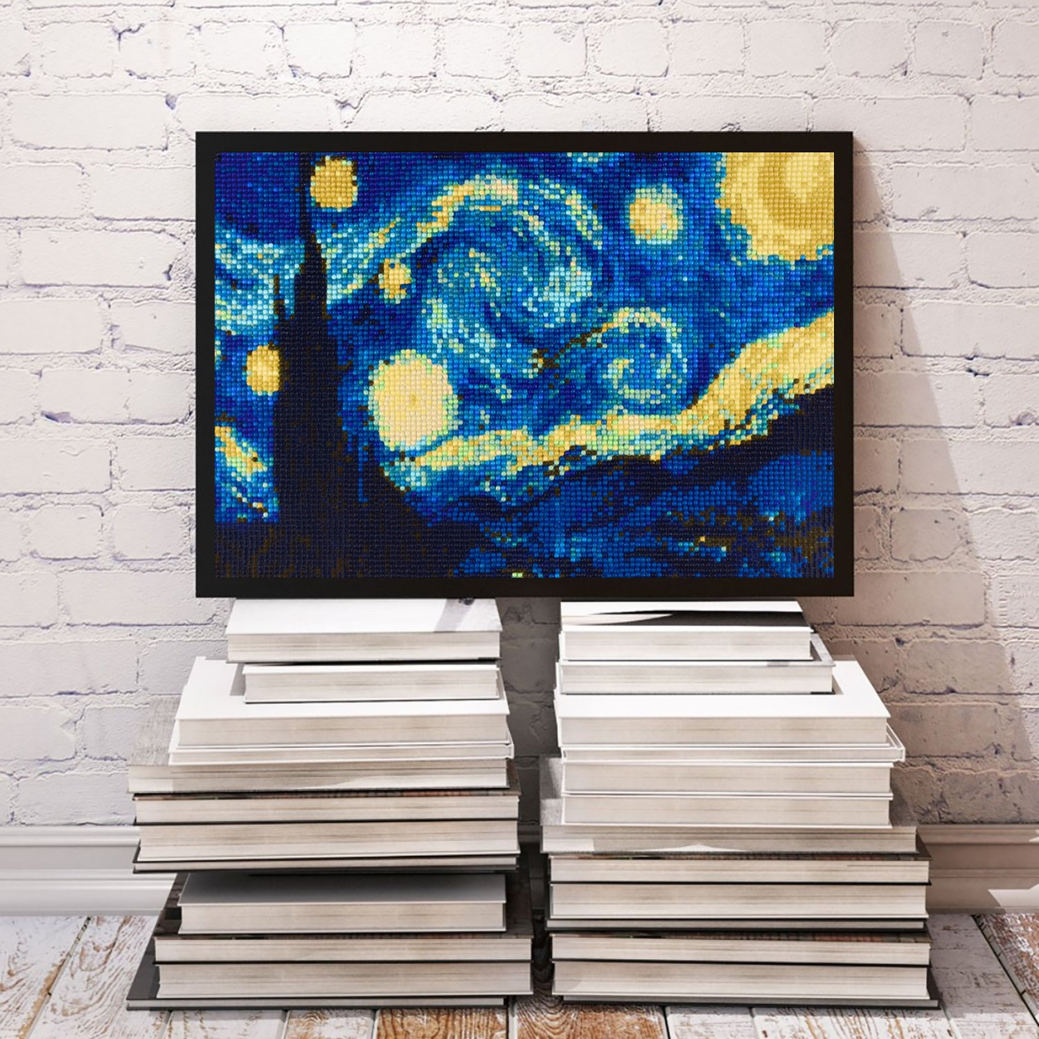 How to learn diamond painting