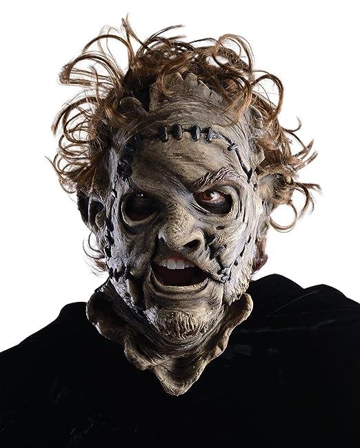 La Matanza de Texas 3/4 Máscara de Vinilo de Leatherface