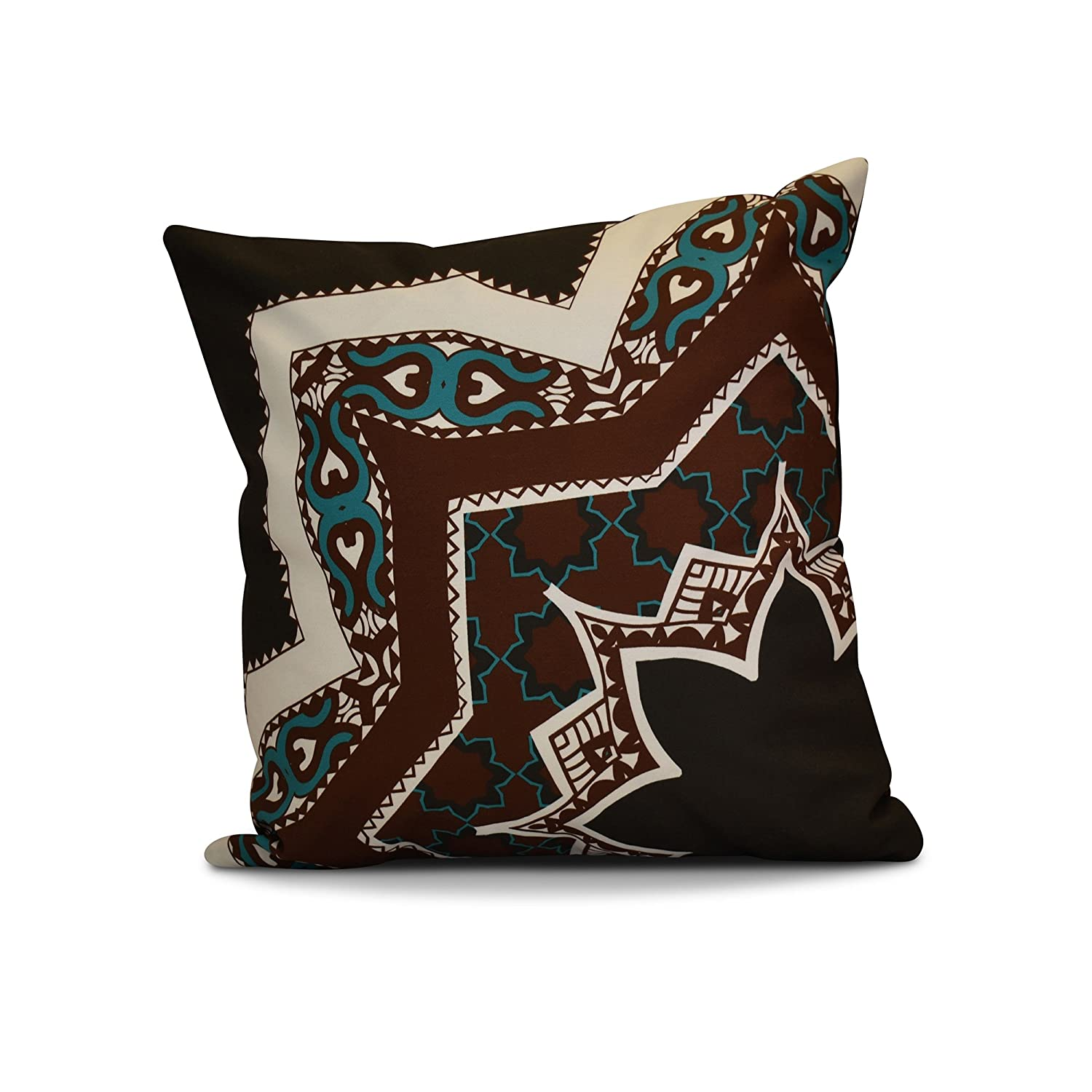 x 20 in Sofa Throw Pillow 12 in Designart CU13934-12-20 Straight Pathway in Thick Modern Forest Lumbar Cushion Cover for Living Room in
