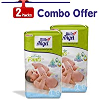 Little Angel Baby Pull Ups, Large- 68 Count (₹ 9.83 / Count)