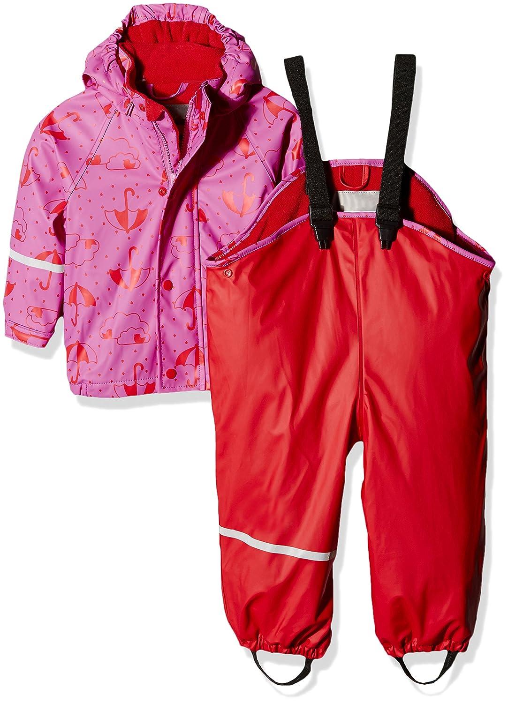 CareTec Kids Set of Waterproof Rainjacket & Dungaree Trousers Brands 4 Kids A/S 550047