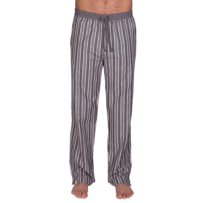 Pantalones de pijama de Luca David Olden Glory con cómodo, corte amplio y