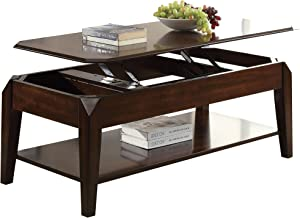 ACME Furniture Acme 80660 Docila Coffee Table with Lift Top, Walnut
