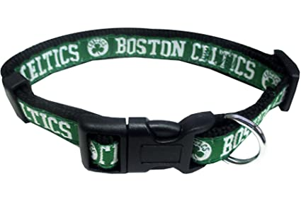 24d4c5e13 Amazon.com   NBA Boston Celtics Dog Collar