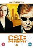 CSI: Miami - Complete Season 3 [DVD]