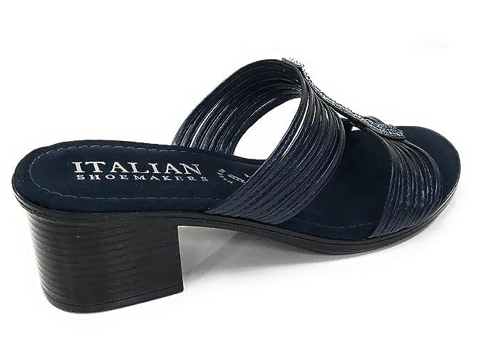 848e402b66ae4 ... 5185S8 Rhinestone Thong Flat Sandals – Brandy`s shoes promo codes   Amazon.com ITALIAN Shoemakers 5494S8 Slip-On Dress Sandals Heeled Sandals  new arrive ...