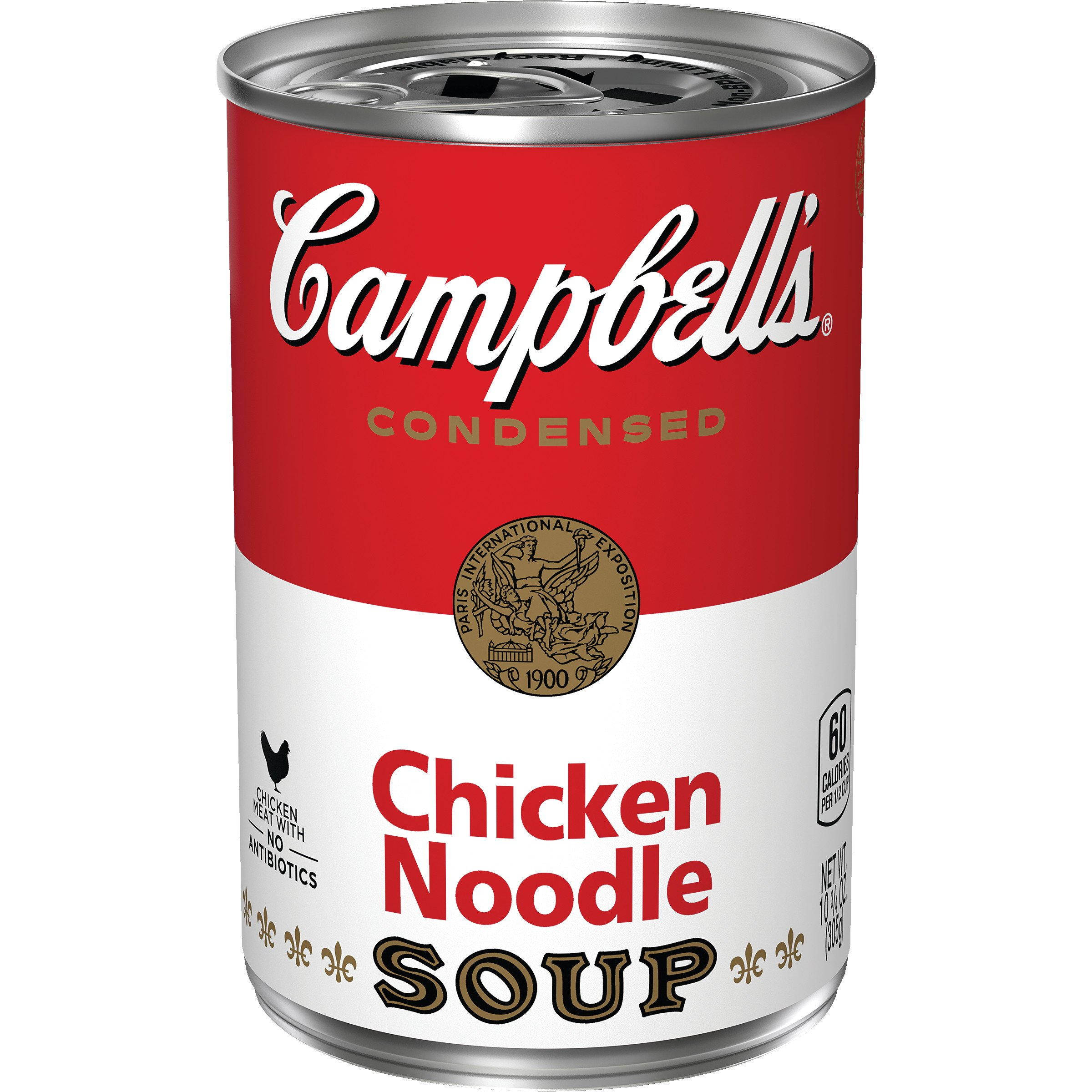 Campbell's Condensed Chicken Noodle Soup, 10.75 oz.
