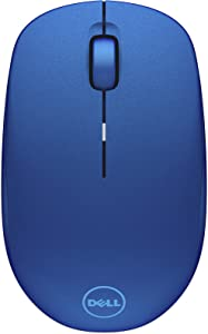 Dell Wireless Mouse WM126 - Blue (0PD03)