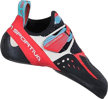 La Sportiva Solution Comp Woman, Zapatillas de Escalada Mujer