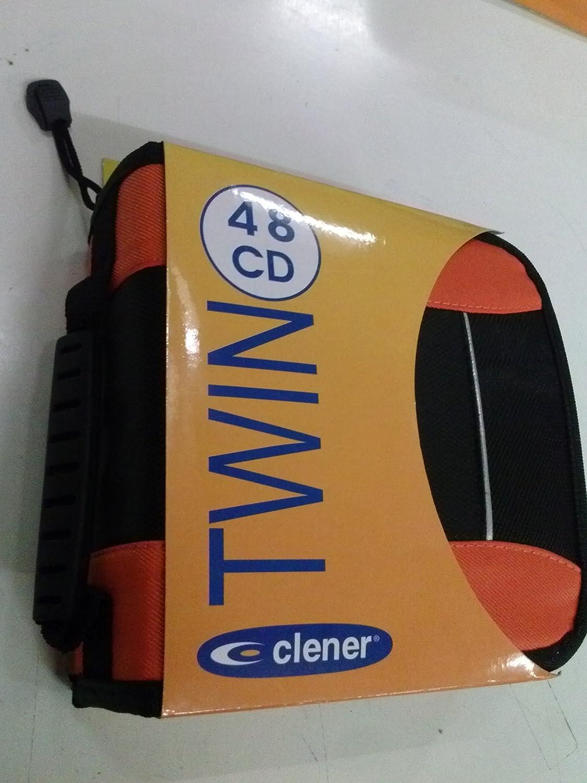 ESTUCHE ARCHIVADOR MALETIN WALLET 48CD: CLENER: Amazon.es: Música