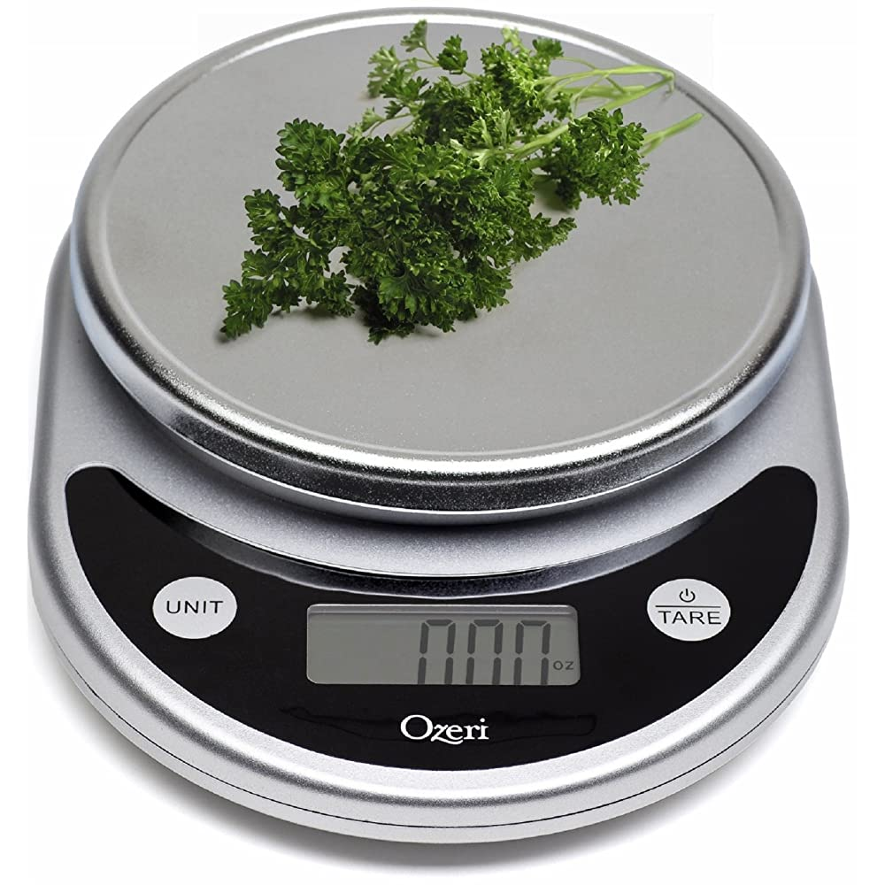 Ozeri Pronto Digital Multifunction Food Scale Review