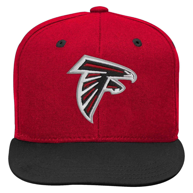 e74f2a118 Amazon.com   Outerstuff NFL NFL Cincinnati Bengals Kids 2-Tone Flat Visor Snapback  Hat Black