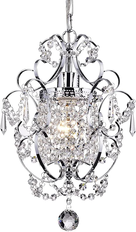 chandelier 2 switch wiring diagram edvivi amorette 1 light chrome finish mini pendant chandelier  chrome finish mini pendant chandelier