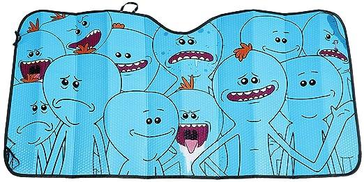 Rick and Morty Mr. Meeseeks - Protector Solar Decoración ...