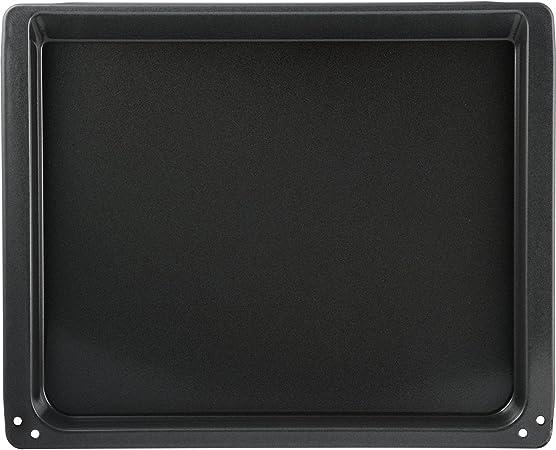 Set Backblech Bosch Siemens 00435847 465 x 375 mm mit 2 Silikon Ofenhandschuhe