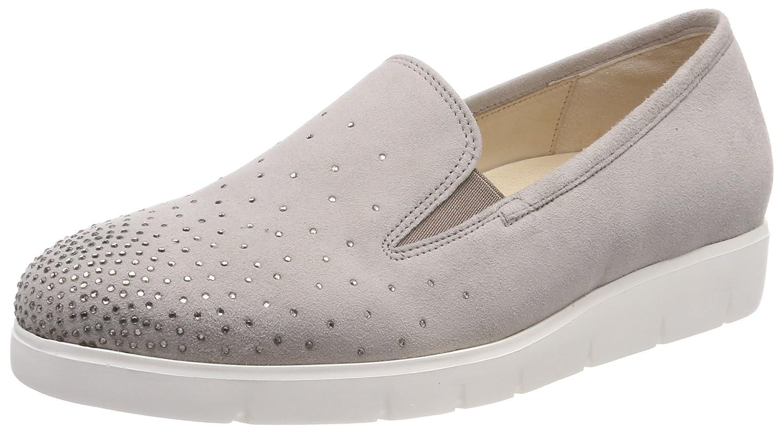 Gabor Ballerines Shoes Comfort Sport, Ballerines Gabor Femme 37 EU|Multicolore (Puder Strass) 330319