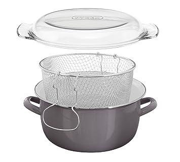 Cuisine Premier Housewares Tool Set 5 pièces-En acier inoxydable avec Ellipse