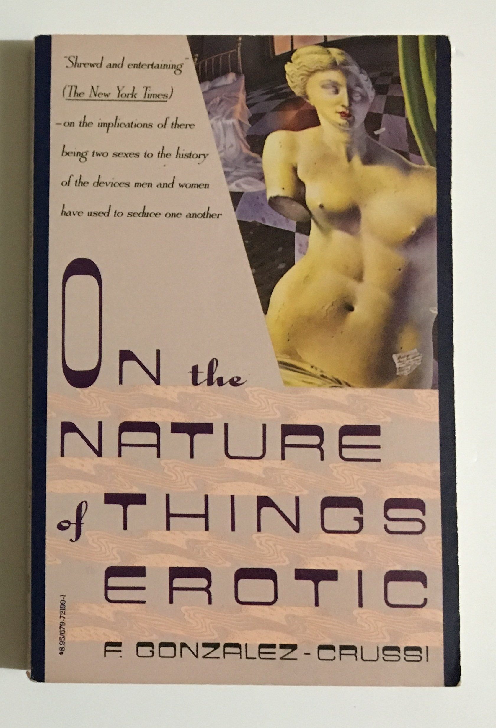 Image for On the Nature of Things Erotic