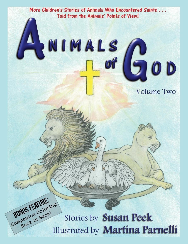 Animals of God, Volume Two (Volume 2) PDF