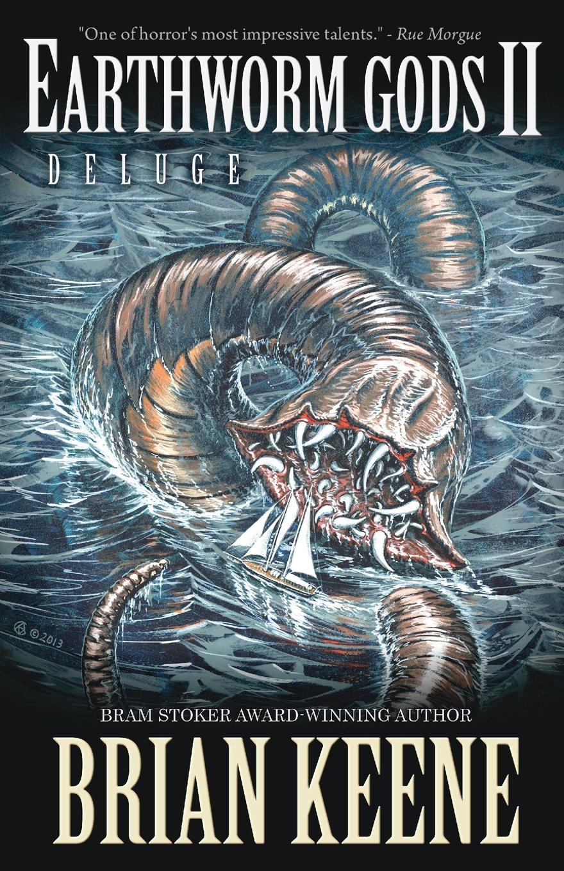 Earthworm Gods II Brian Keene product image