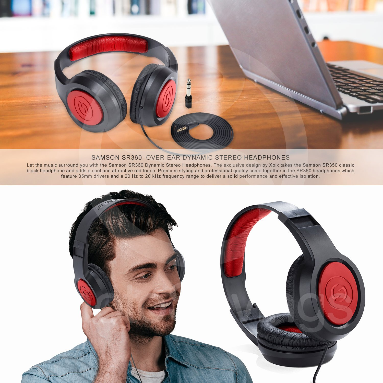 Alesis SR-16 16-Bit Stereo Drum Machine and Platinum Bundle w/Laptop Stand, Headphones, Cables and Fibertique Cloth by Photo Savings (Image #3)