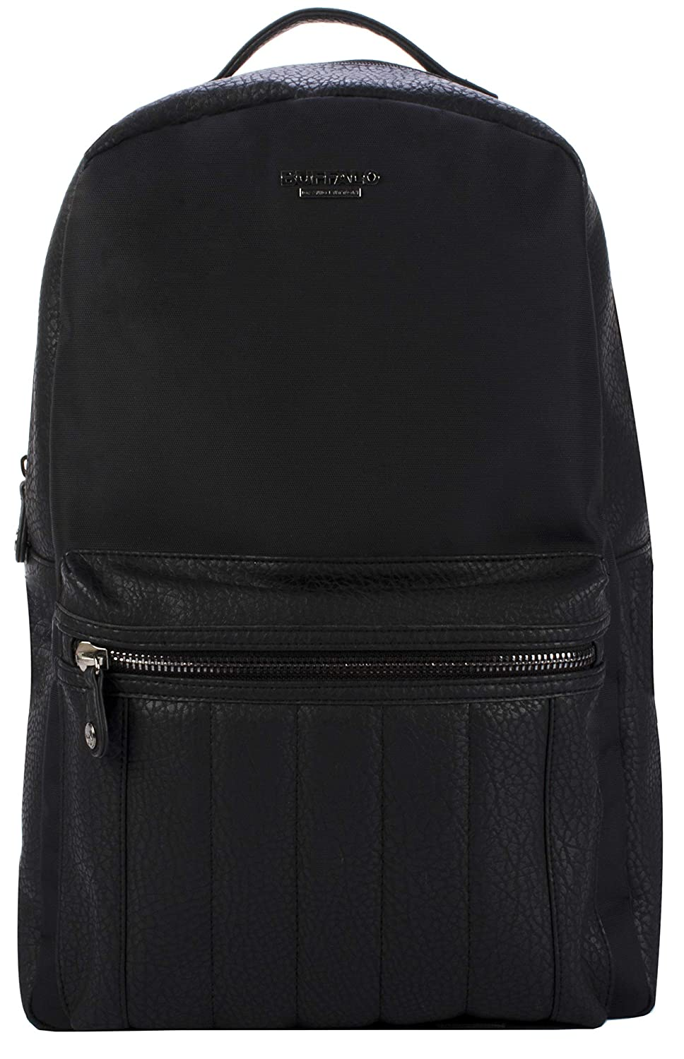 Buffalo David Bitton Stockholm Backpack Black BUF110602US