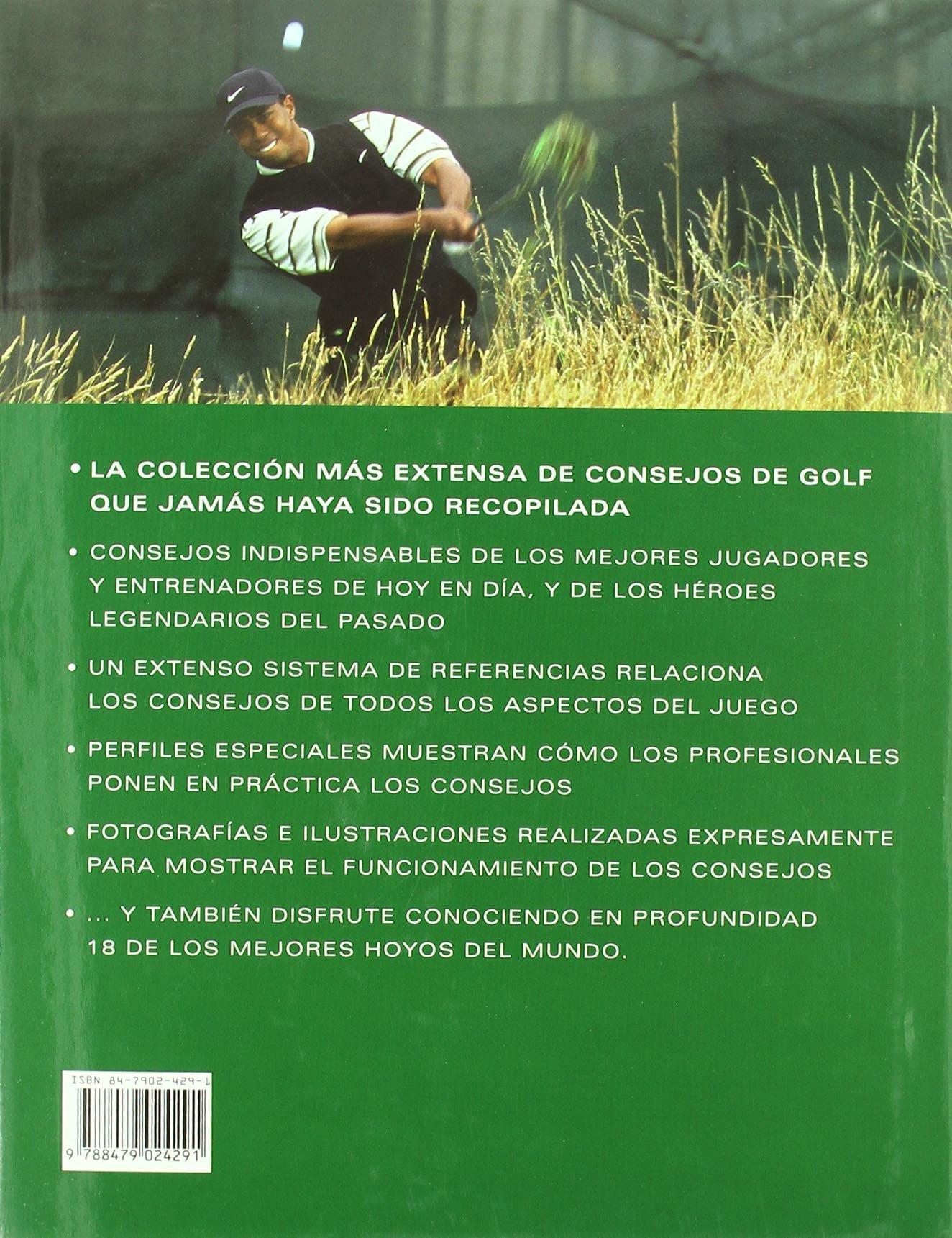 Los Mejores Consejos de Golf de Todos (Spanish Edition) by Tutor S.A.