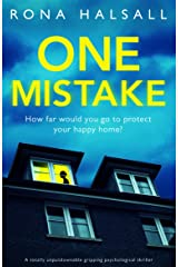 One Mistake: A totally unputdownable gripping psychological thriller Kindle Edition