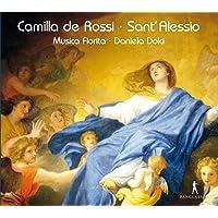 Camilla De Rossi : Sant'Alessio / Musica Fiorita