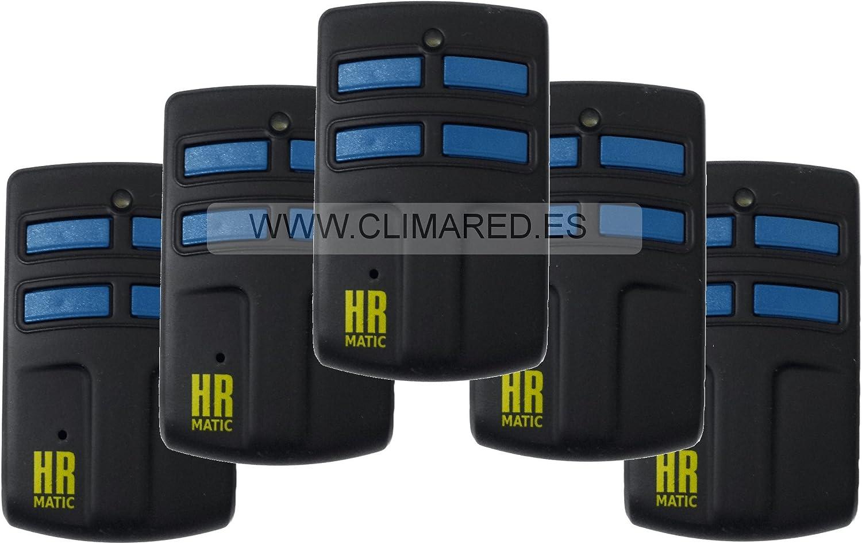 HR MATIC MULTI 2 PACK DE 5 UNIDADES