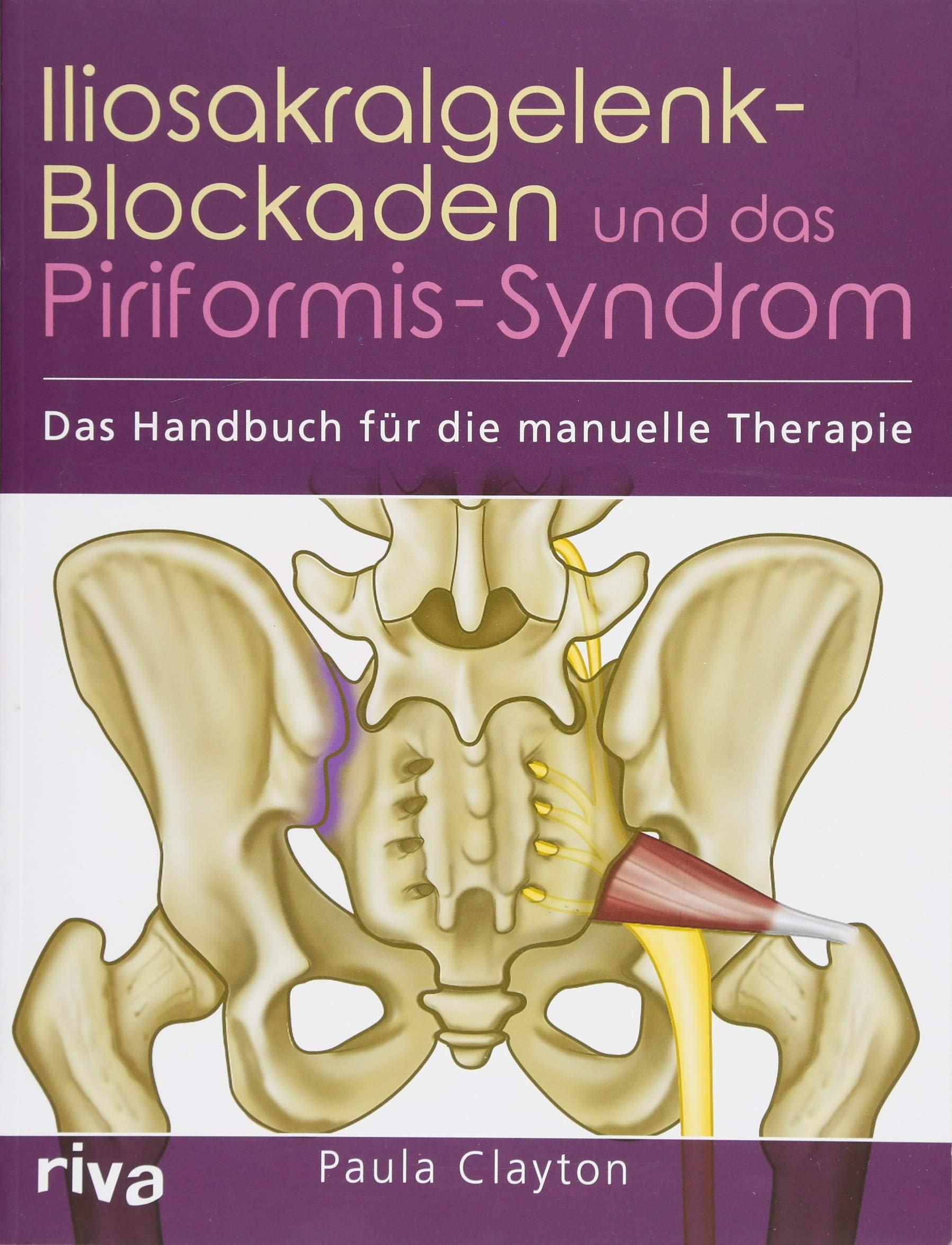 Iliosakralgelenk Blockaden Und Das Piriformis Syndrom  Das Handbuch Für Die Manuelle Therapie