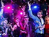 DJ Lighting CrtWorld 9+1 RGB+UV Stage Lights With