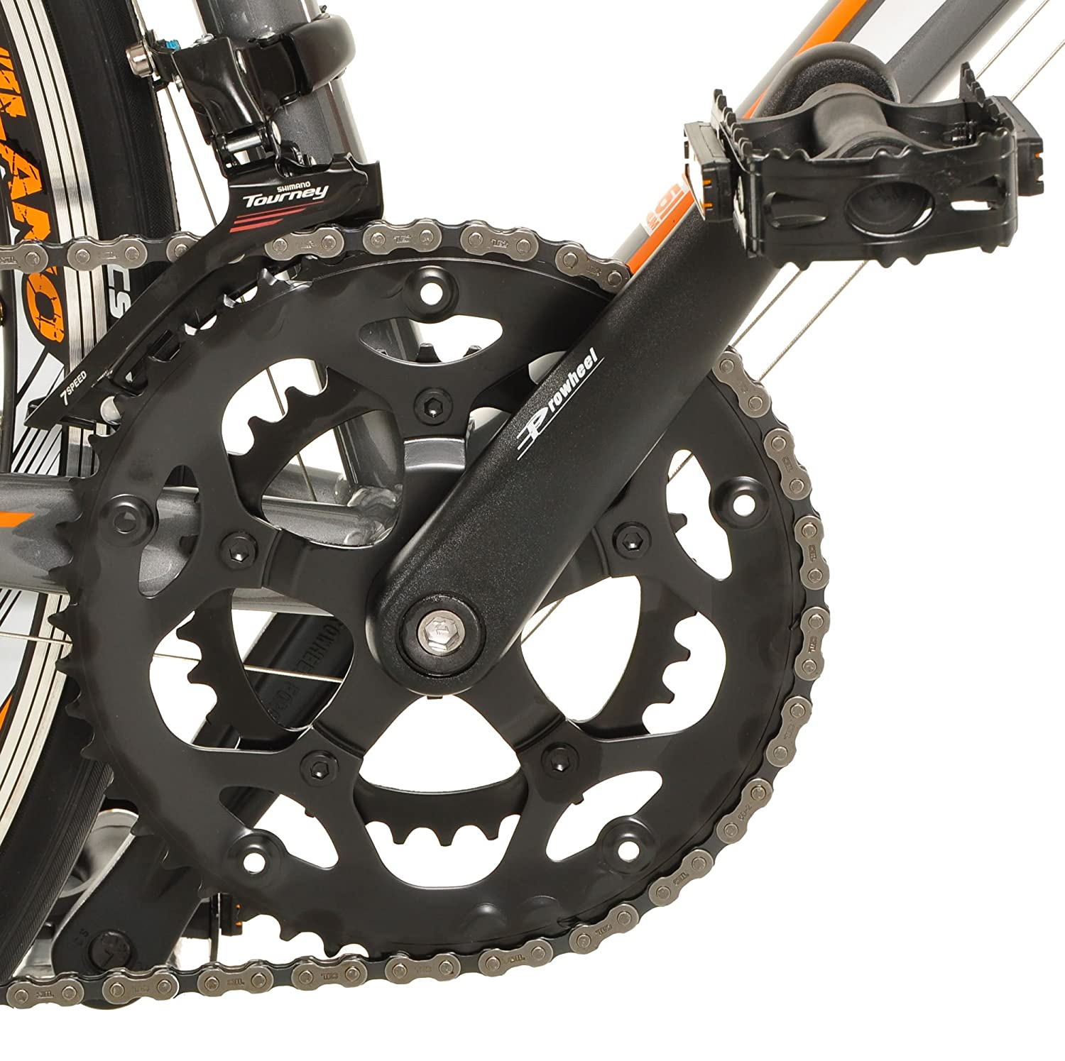 Vilano Shadow 3.0 Chain And Pedal