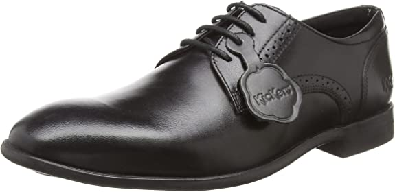 Kickers Jarle Lace Up, Zapatos de Cordones Derby para Hombre