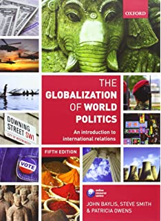 Amazon the globalization of world politics an introduction to the globalization of world politics an introduction to international relations fandeluxe Gallery