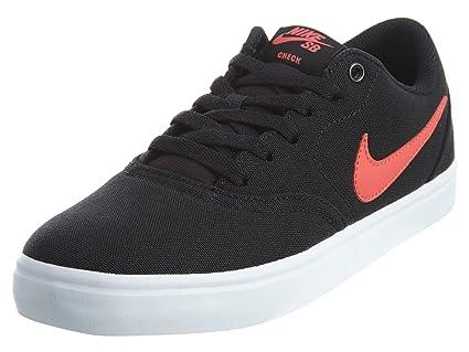 497082dfd500 Amazon.com  Nike Sb Check Solar Cnvs Mens Style   843896- 081 Size ...