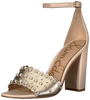 44c63e2b4c25d7 Sam Edelman Women s Yaria 2 Heeled Sandal